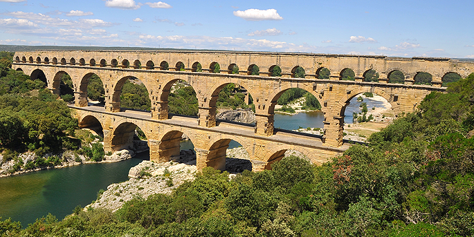 illustration de Le Pont du Gard