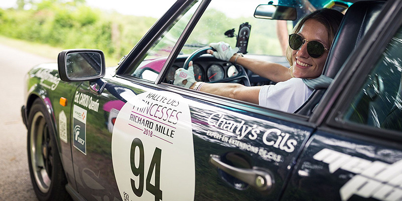 illustration de Le 20ème rallye des princesses Richard Mille