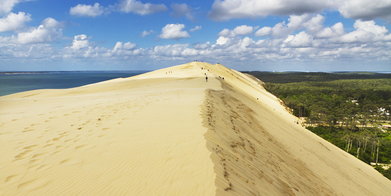 illustration de La Dune du Pilat